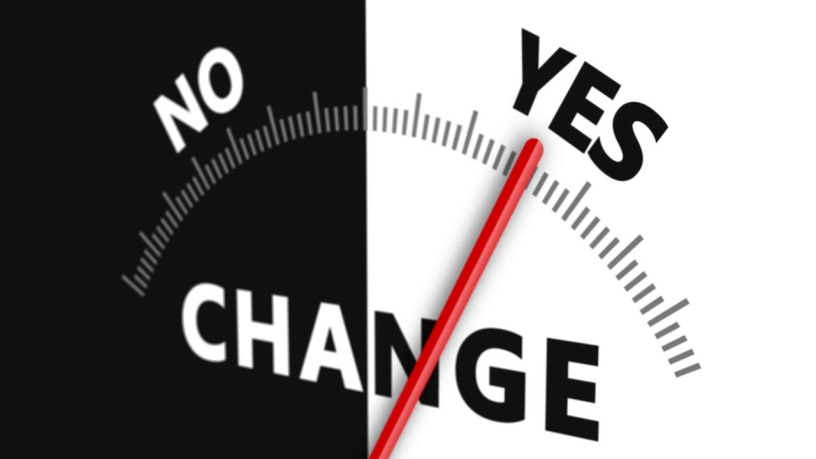 How choices prevent change