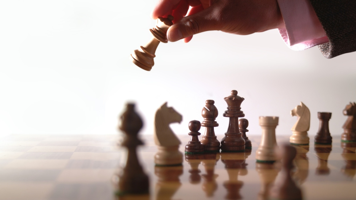Strategy matters, but the ability to adapt decides who the winner is
