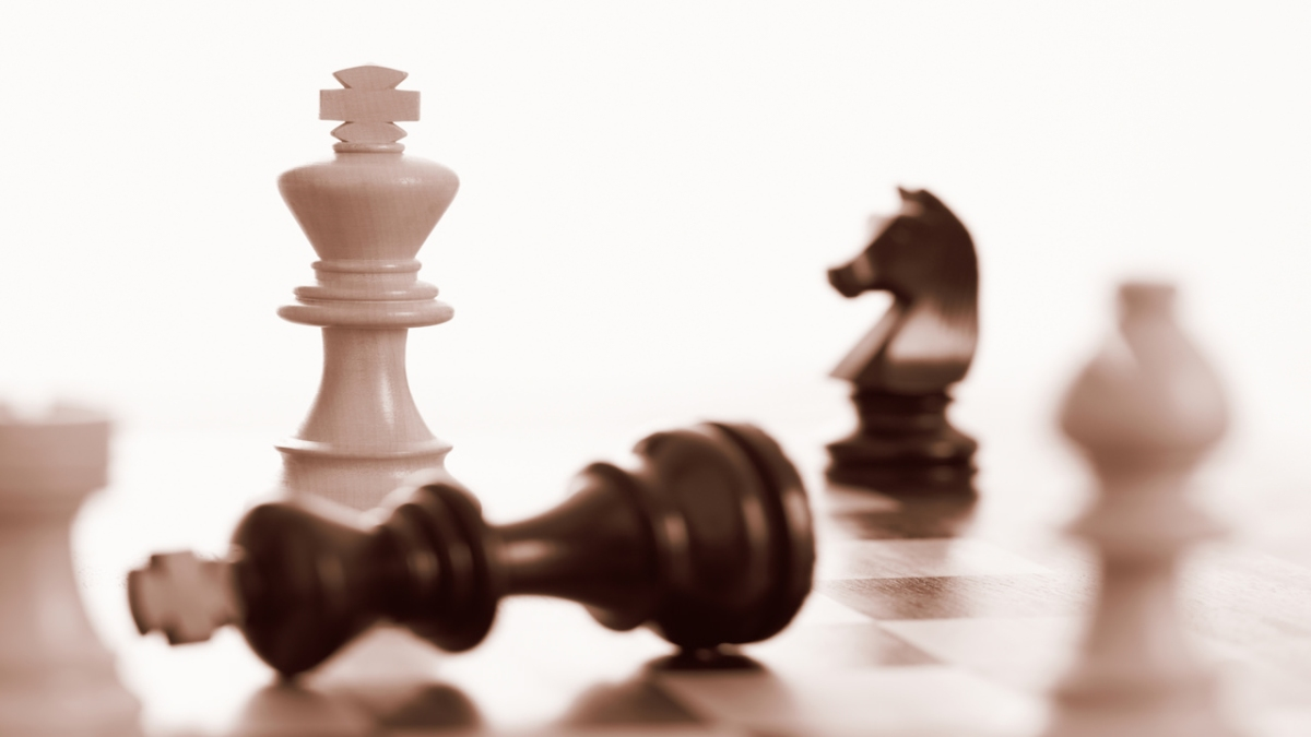 The Surprising Truth About Competition