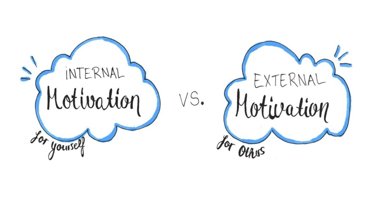 External and Internal Motivators