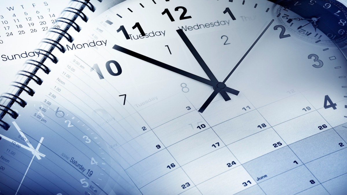 The 7 Principles of Chunking Time and Scheduling