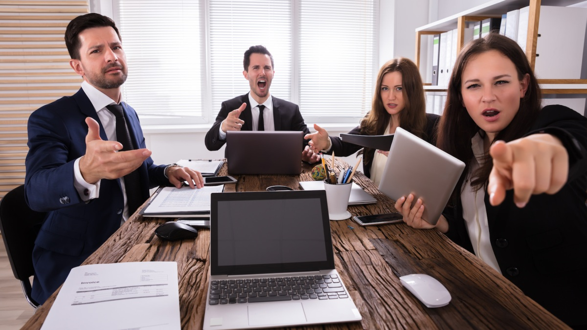Why Conflicts in the Workplace Escalate