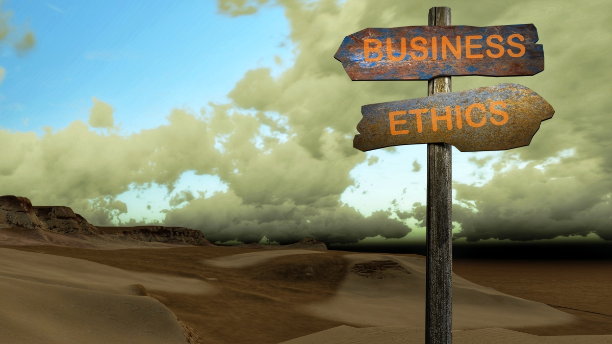 Myths about BusinessEthics
