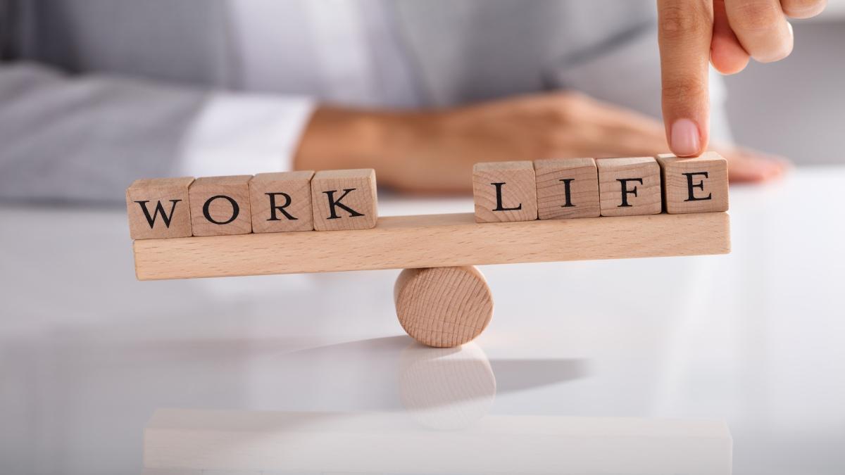 Assessing Your Work/Life Balance