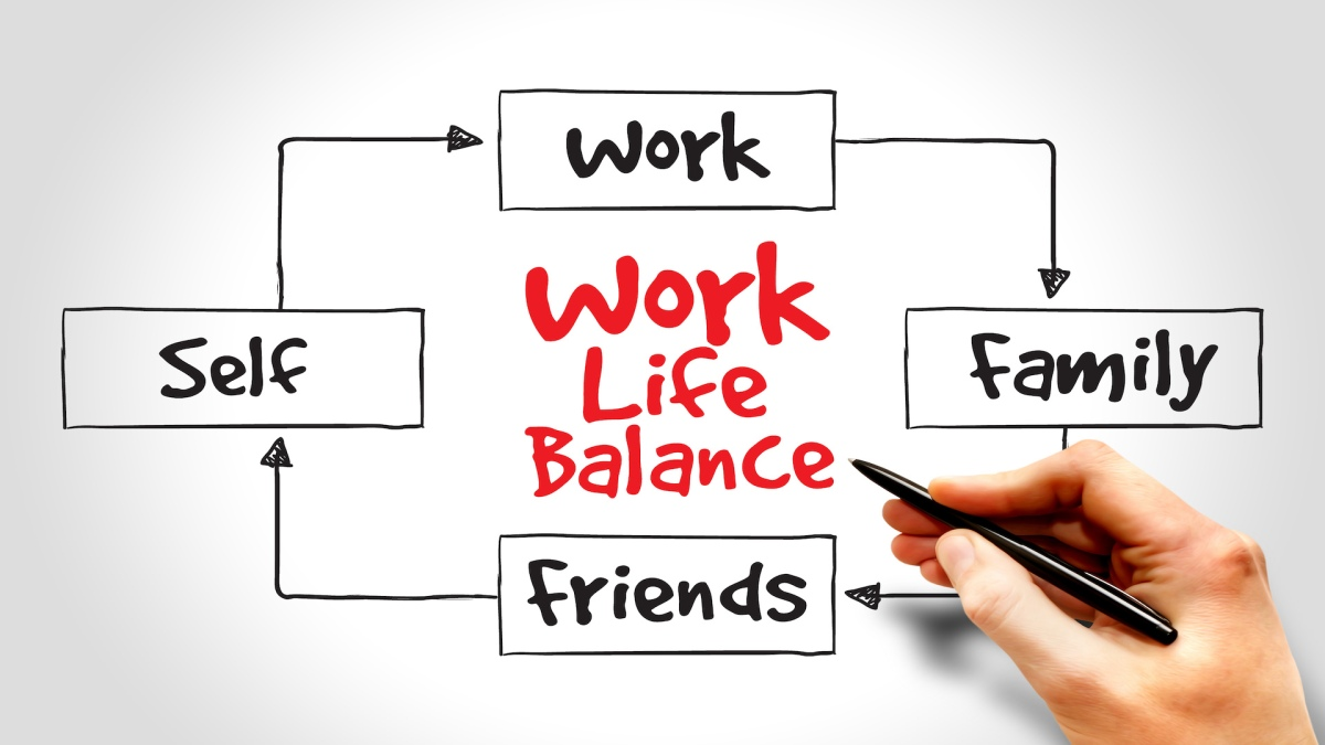 Balancing Your Work Life and Private Life