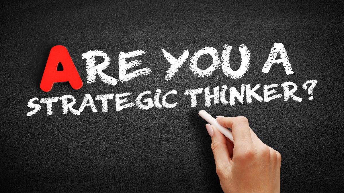 Strategic Thinker Traits