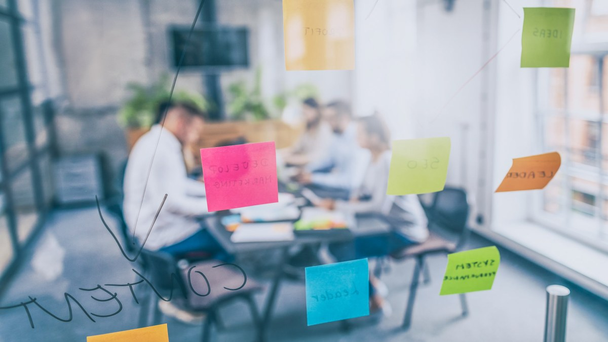 Dealing with Brainstorming Challenges