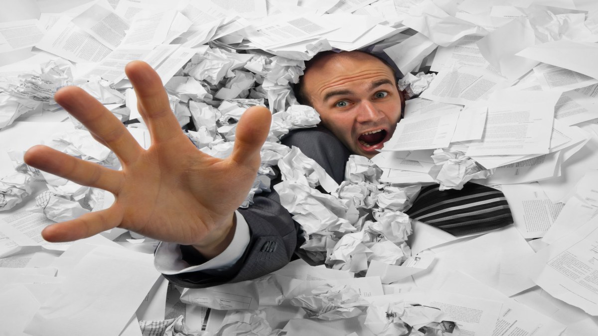 How to Manage Paperwork