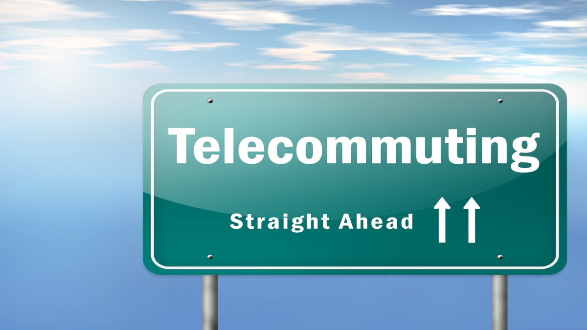 Is Telecommuting Right for You?