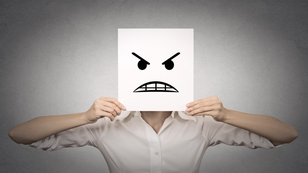 Using Your Anger Positively