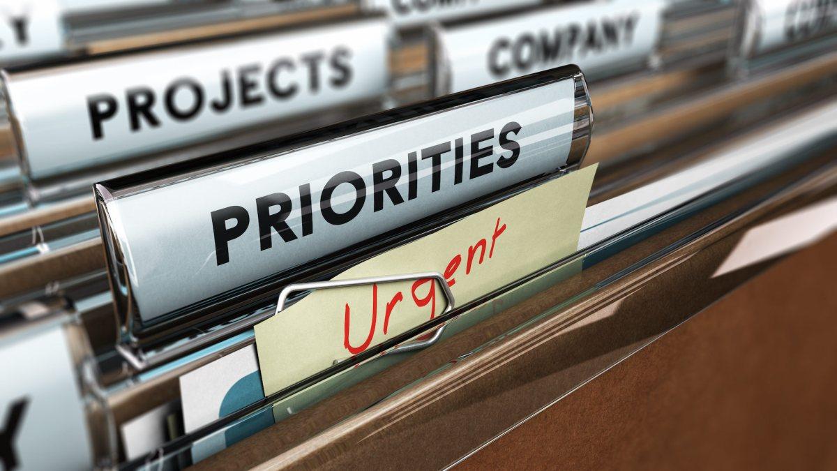 Team Priorities